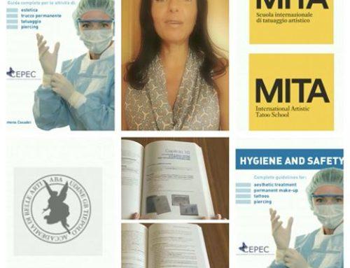 Università Accademia di belle arti Tiepolo di Udine e il corso MITA scelgono il mio manuale
